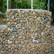 DIip-Hot Galvanized Welded Gabion Wire Mesh